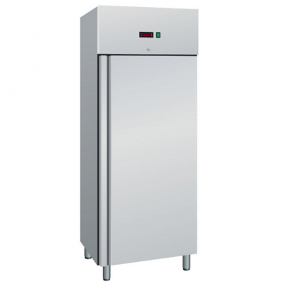 Ventilated Refrigerated Cabinets GN 2/1,  low temperature -18 -22°C, dim. 740x830x2010h mm