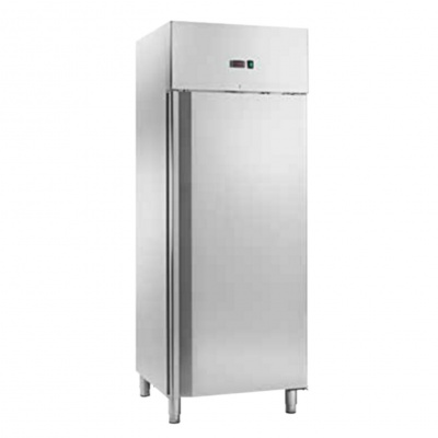 Ventilated refrigerated cabinets SNACK,low temperature -18 -22°C, dim. 740x730x2010h mm