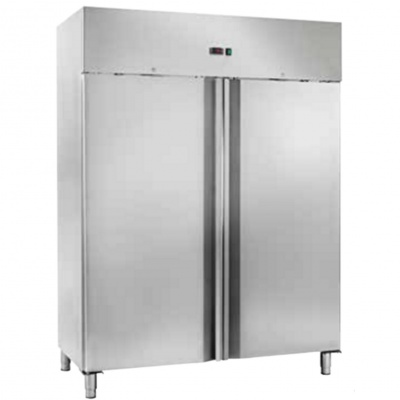 Ventilated refrigerated cabinets SNACK, normale temperature -2 +8°C, dim. 1480x730x2010h mm