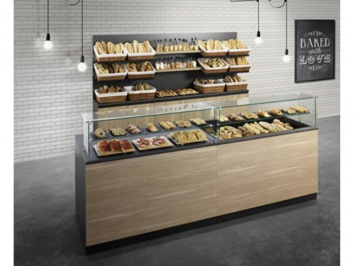 Mondial Chef - Low cost bakery furniture solution