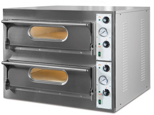 Electric oven ideal for pizza and rost foods, 2 plans, dim, 94 X 92 X 71 cm