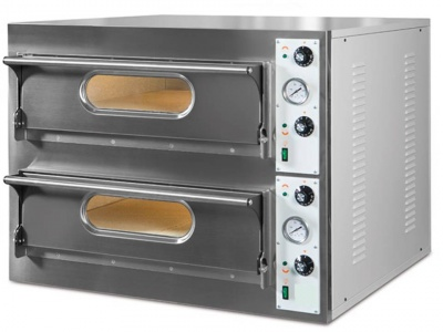 Electric oven ideal for pizza and rost foods,dim. 94 X 125 X 71 cm