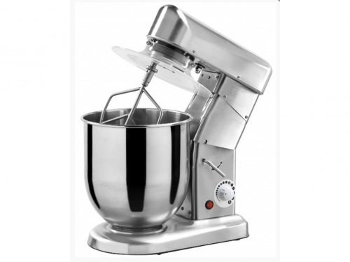 Planetary Bathtub Mixer 5 Lt.- power 500W