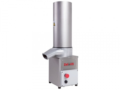 Bread grinder for toasted bread
