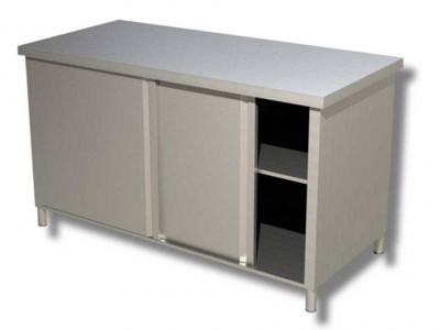Cabinet with suding doors, model 70