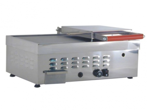 Toaster gas in stainless steel, dim.580x370x250 mm