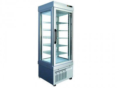 Vertical Refrigerated Showcase, temp. low -25°C /+ 5°C
